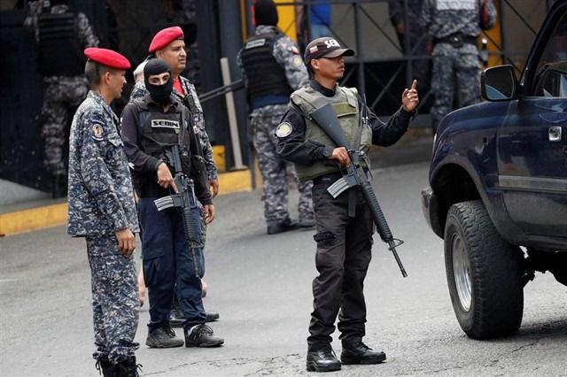 Venezuela anuncia que ha desbaratado un nuevo intento de invasion del país por EEUU