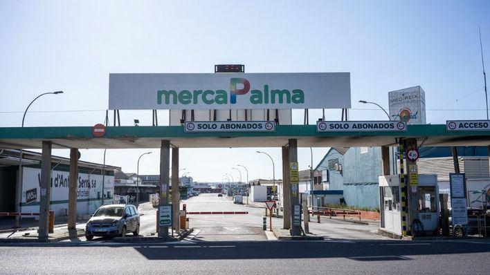 La afluencia a Mercapalma cae un 30 por ciento con la crisis del coronavirus