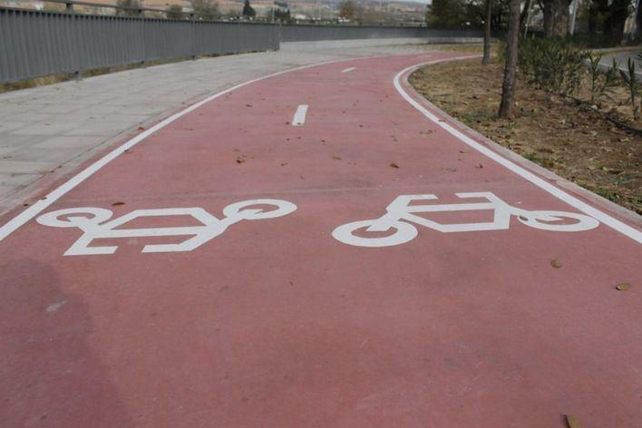Vox denuncia que Cort no ha consultado a los vecinos sobre el nuevo carril bici en Ponent