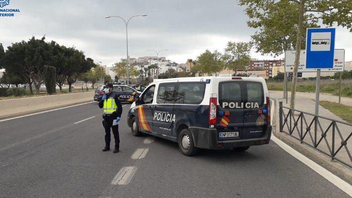 Detenido por su implicación en el atropello múltiple de unos jóvenes en Playa de Palma en 2019