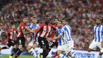 Athletic Club y Real Sociedad piden que la final de Copa se dispute a puerta abierta