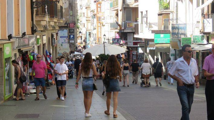 El gasto de los turistas nacionales caerá el 47 por ciento en 2020