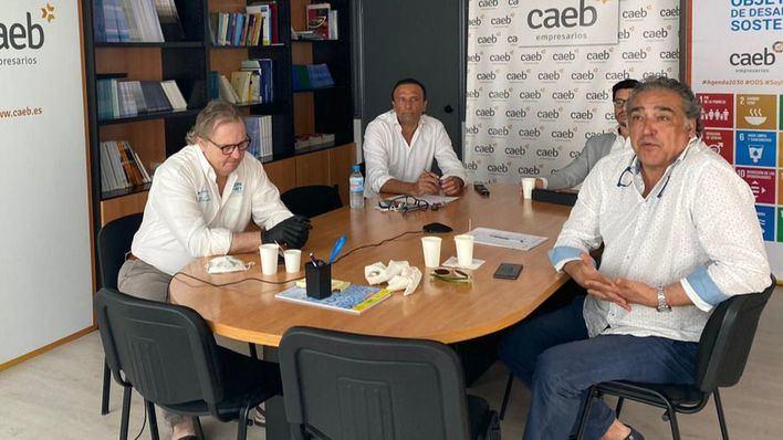 Restauración CAEB y Cort buscan soluciones para el sector