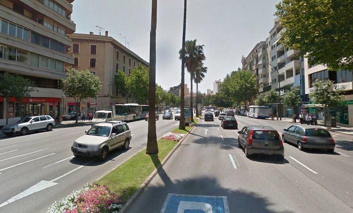 Palma abrirá 14 kilómetros de calles para los peatones los fines de semana