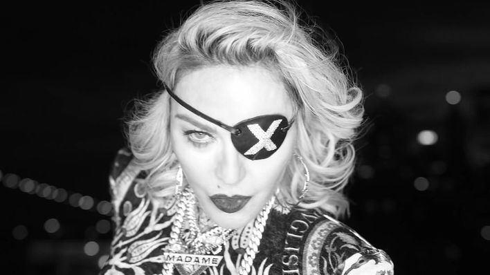Madonna dona un millón de dólares para la vacuna tras superar el coronavirus