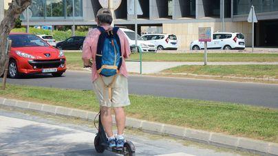 Bicicletas, motos y patinetes, estrellas de la movilidad en la desescalada