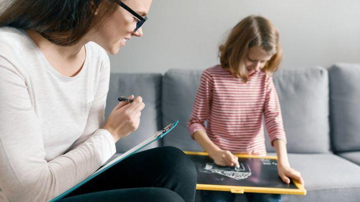 El aislamiento social puede provocar ansiedad y depresión en los niños