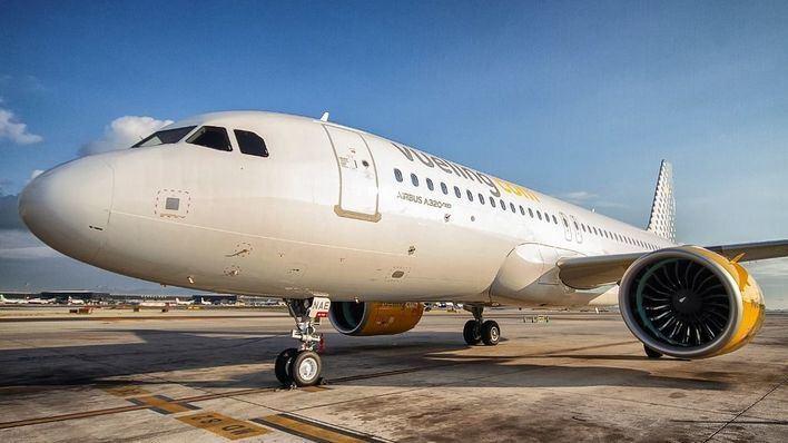 Vueling obligará a sus pasajeros a rellenar un formulario para viajar a Baleares