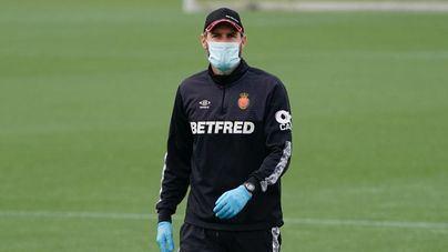 El Mallorca retoma los entrenamientos bajo estrictas medidas de seguridad sanitarias