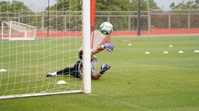 Entrenamientos a medio gas en ligas profesionales y deporte en instalaciones al aire libre, novedades de la Fase 1