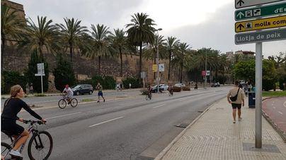 Cort mantendrá 13 kilómetros de calles y avenidas como espacios para peatones