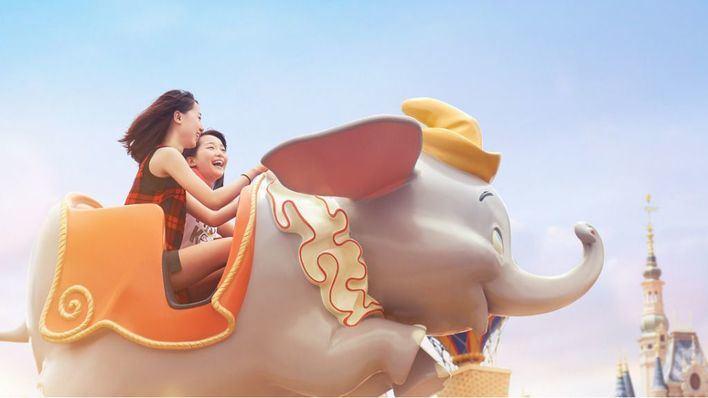 Disneyland Shanghái, el primero en el mundo en abrir