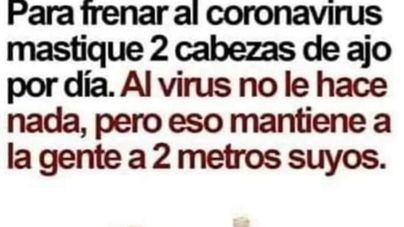 Una manera muy efectiva de protegerse ante el coronavirus