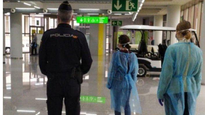 Europa busca abrir corredores aéreos seguros con las zonas turísticas de España