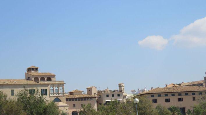 Nubes y baja probabilidad de lluvia en Baleares