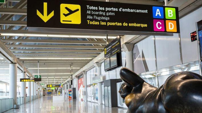 La patronal de las compañías aéreas, en contra de la cuarentena de los viajeros