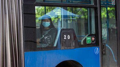 El bus pierde en marzo en Palma a la mitad de sus usuarios por el coronavirus