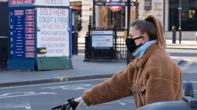 Inglaterra levanta algunas restricciones del coronavirus