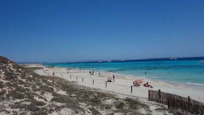 Formentera apuesta por entrar en la fase II el próximo 18 de mayo