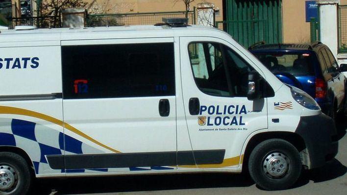 Detenido en Ibiza por un presunto delito de violencia de género y violación de domicilio