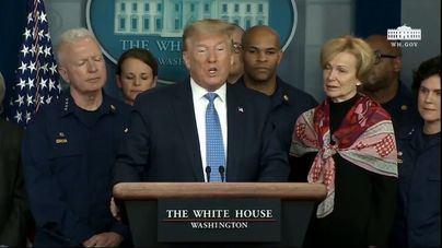Trump insiste en reabrir los colegios pese al ser el país con mayor número de muertos por el Covid 19