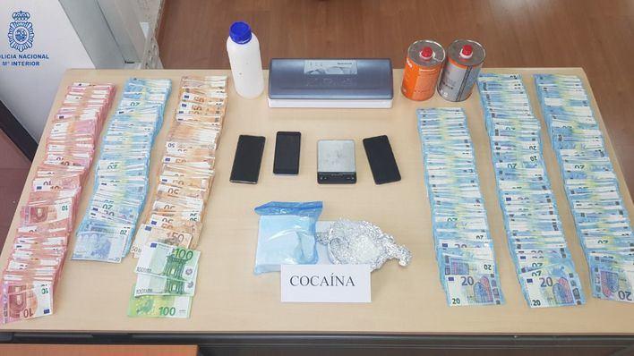Golpe en Son Banya: cae una de sus principales vías de suministro de cocaína