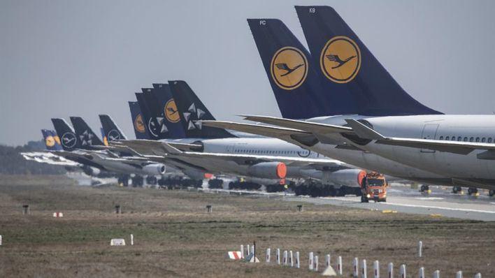 Lufthansa anuncia que volará de nuevo a Mallorca e Ibiza a partir de junio