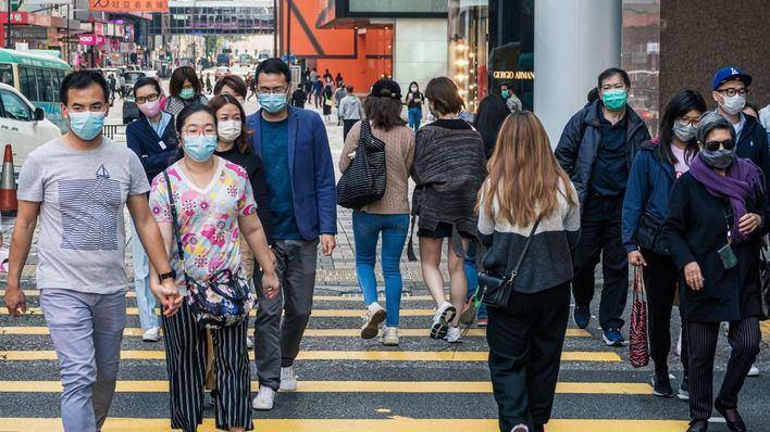 China baja de los cien infectados activos de coronavirus