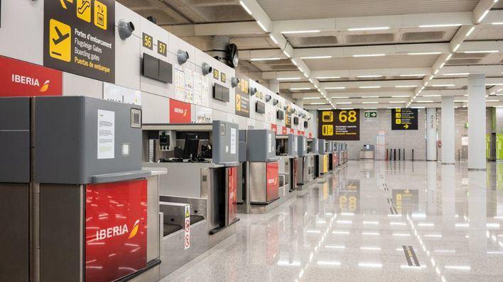 Son Sant Joan, uno de los cinco aeropuertos españoles que tendrán vuelos internacionales