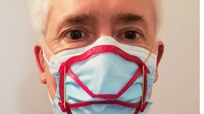 Investigadores de ADEMA estudian mejorar la eficacia de las mascarillas con 3D
