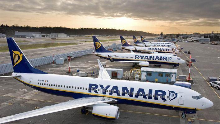 Ryanair despide a más de 250 trabajadores en España y otros países europeos