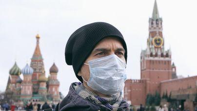 Rusia afirma que ha llegado a la meseta del coronavirus