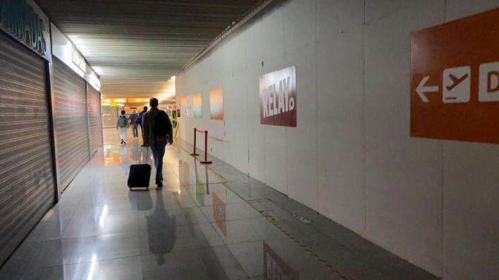 Llegan a Palma los 42 primeros pasajeros extranjeros que deben hacer cuarentena