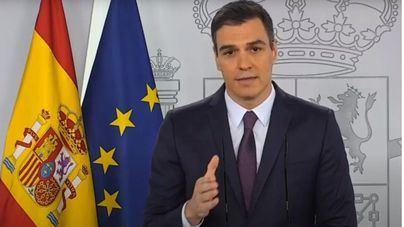 Sánchez pedirá una última prórroga del estado de alarma de un mes