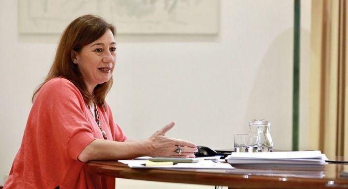 'Hay que frenar el paro y el decreto de reactivación económica es la solución'