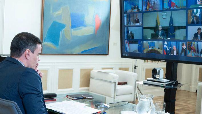 Sánchez se reúne de nuevo con los presidentes autonómicos