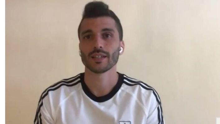 Lolo y Hamza, jugadores del Palma Futsal hasta el 2021