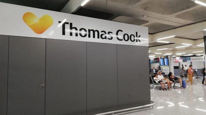 Un grupo alemán compra una aerolínea española vinculada a Thomas Cook