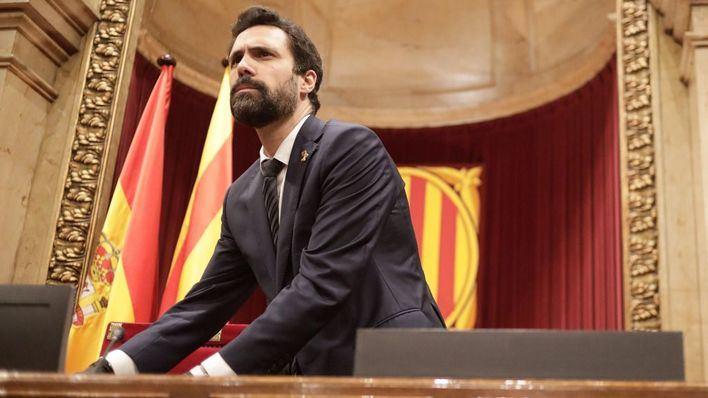 Torrent avisa a Sánchez que sería un 'error histórico' aparcar el diálogo con Cataluña