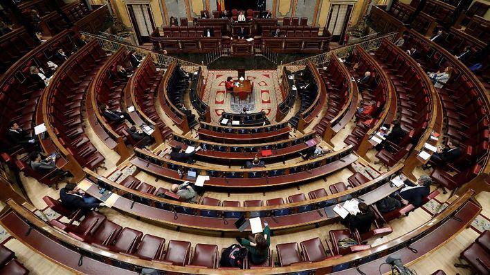 Minuto de silencio en el Congreso por los fallecidos por el coronavirus