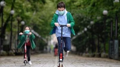 Las mascarillas serán obligatorias para mayores de seis años a partir del jueves