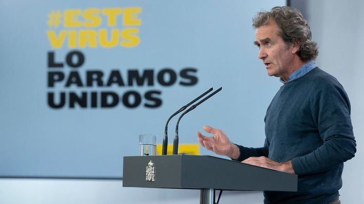 El coronavirus, en curva ascendente en España: 416 nuevos casos y 95 muertes