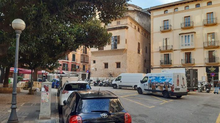 Los comerciantes del centro de Palma solicitan que la ORA siga siendo gratis durante el estado de alarma