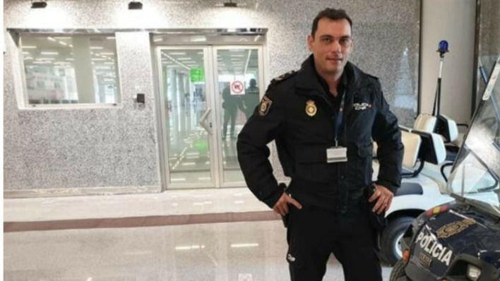 'La Policía Nacional se ha jugado la vida incluso por los que reniegan de ella'