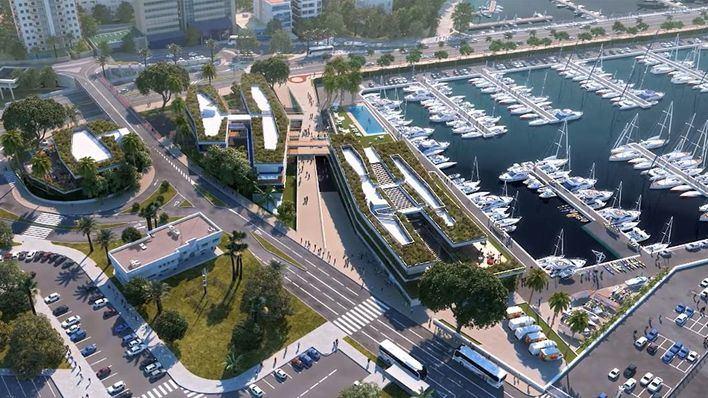 El nuevo Club de Mar se abre a Palma con una reforma que costará 60 millones
