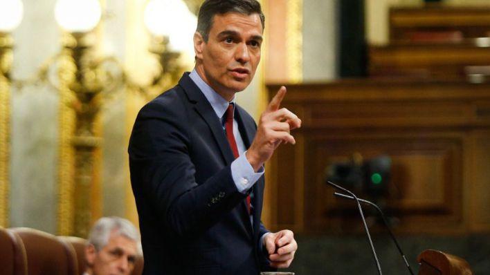 Sánchez ata la prórroga con el apoyo de Cs, PNV y Coalición Canaria a costa del desgaste con sus socios