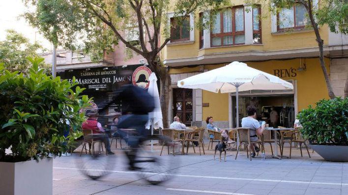 Restauración CAEB celebra la suspensión del impuesto de terrazas en Palma