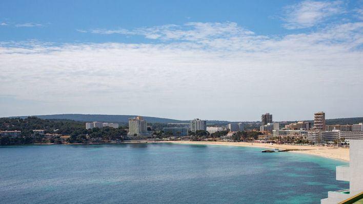 Temperaturas de más de 30 grados en Mallorca
