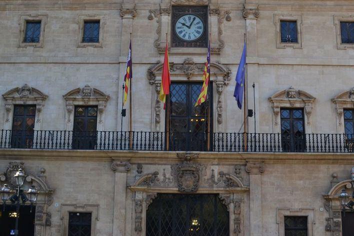 Cs propone remodelar el Ayuntamiento de Palma para 'adecuarlo' a las exigencias sanitarias