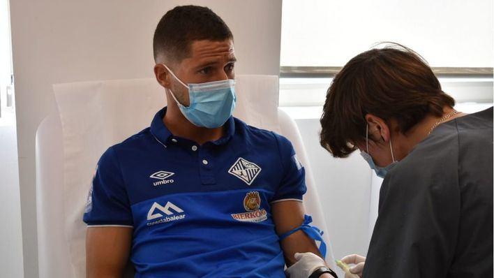 El Palma Futsal se somete al test de detección del coronavirus